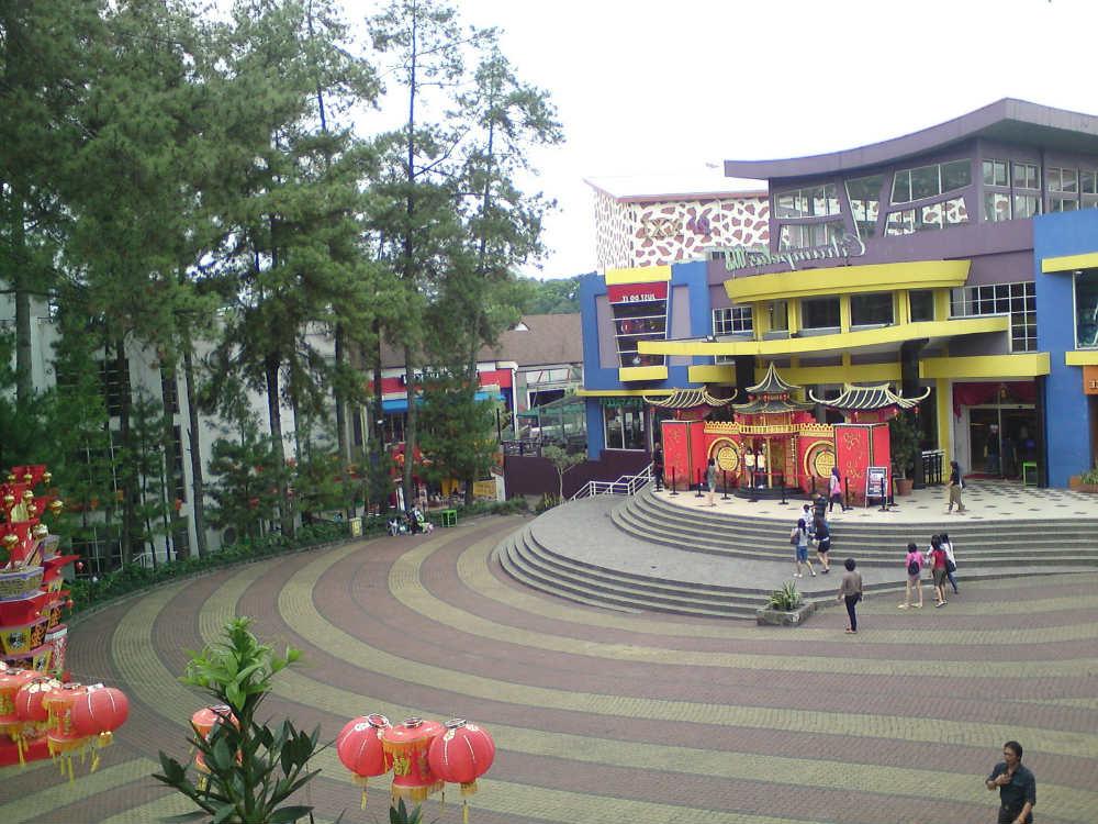 mall cihampelas walk bandung