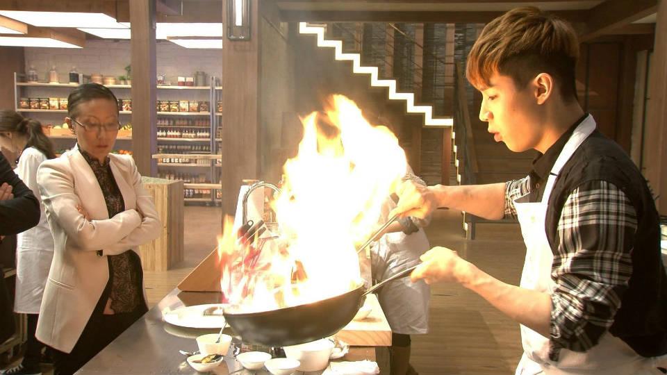 Mempelajari teknik memasak Korea